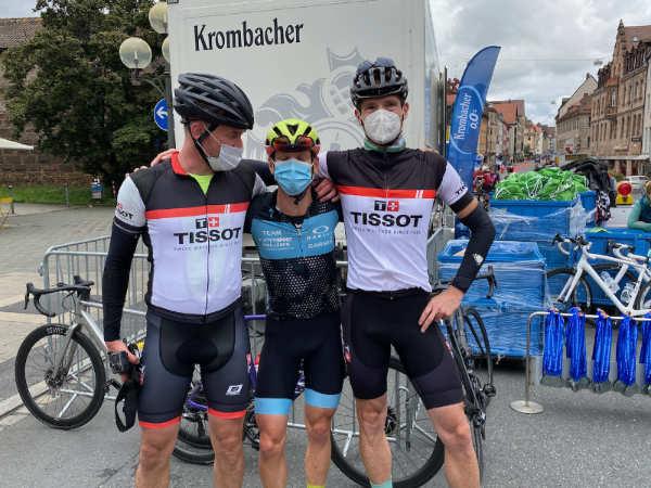 Deutschland Tour Ride
