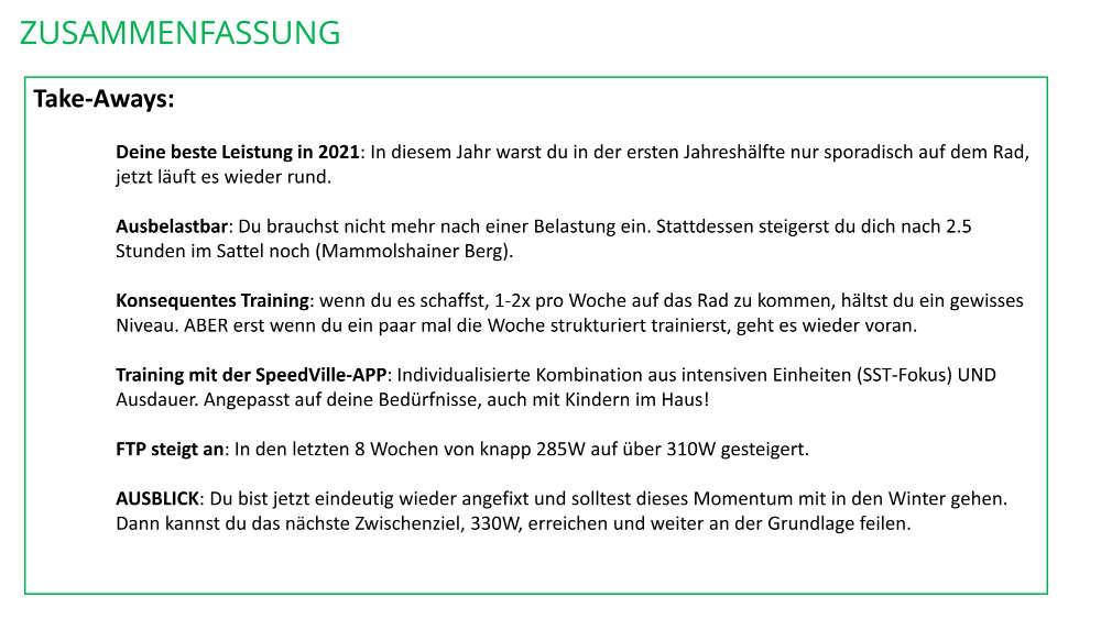 SpeedVille Coaching App